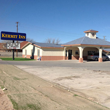 Hotels Near Kermit TX